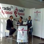 Intervista Radio4Passi 30 aprile 2017