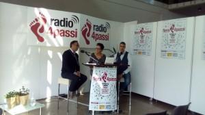 Ospite a Radio4passi il 30 aprile 2017